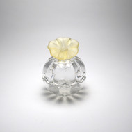 Anemone Crystal Covered Box Yellow