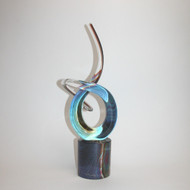 Murano Glass Knot Calcedonia