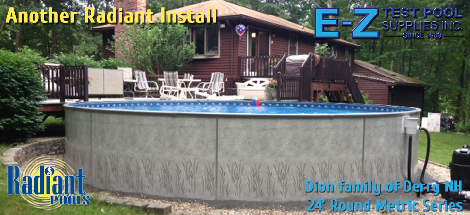 Before & After Pictures of Swimming Pools