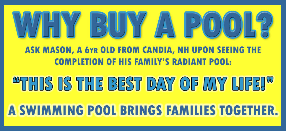 Swimming Pool Store and Dealer in NH, MA