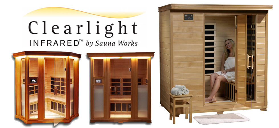 Clearlight Infrared Saunas for Sale Online at E-Z Test Pool Supplies, Inc