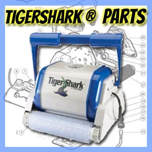 pool cleaner parts tigershark