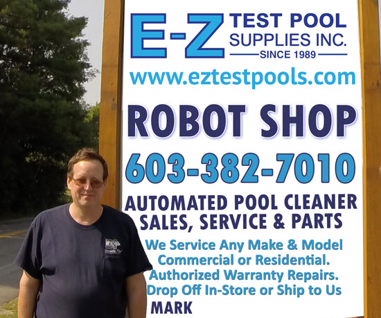 Pool Cleaner Repairs Automated Pool Cleaner Repair Center