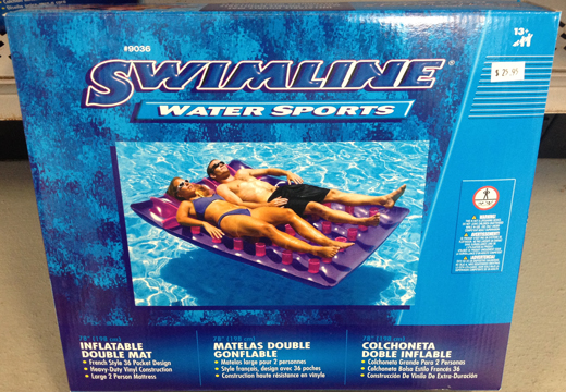 2014 Pool Float swimline 9036
