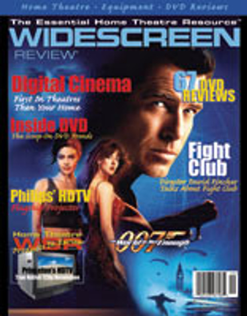 Widescreen Review Issue 040 - James Bond - 007 (August 2000)