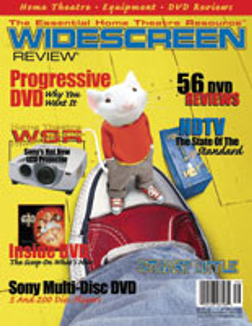 Widescreen Review Issue 039 - Stuart Little (May 2000)