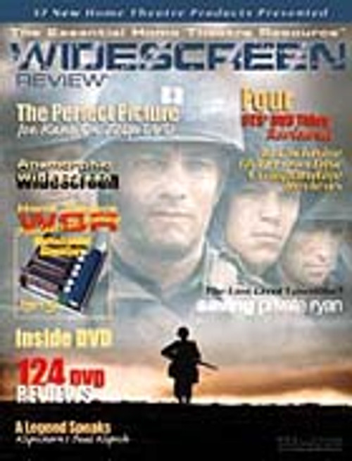 Widescreen Review Issue 033 - Saving Private Ryan (June 1999)