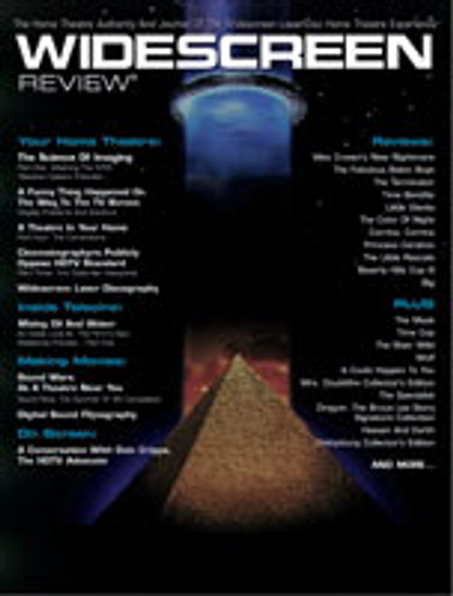 Widescreen Review Issue 013 - Stargate (March/April 1995)