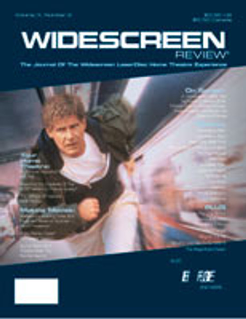 Widescreen Review Issue 008 - The Fugitive (April/May 1994)