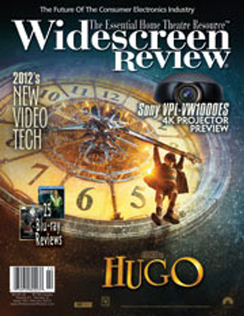 Widescreen Review Issue 164 - Hugo (February 2012)