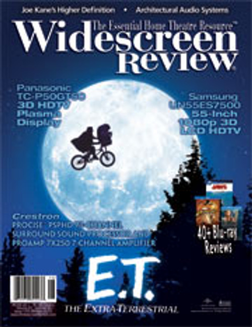 Widescreen Review Issue 170 - E.T. (October 2012)