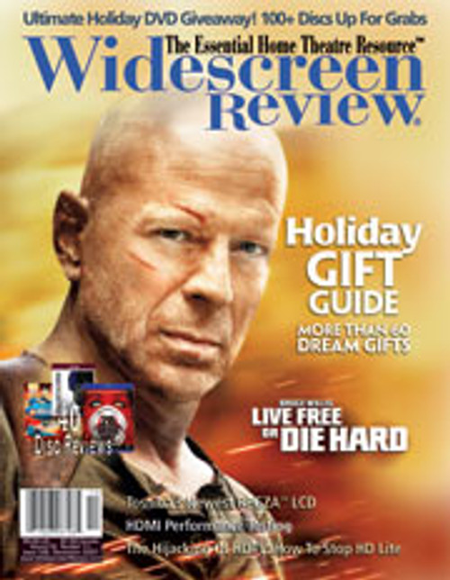 Widescreen Review Issue 126 - Live Free Or Die Hard (December 2007)