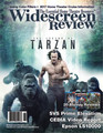 Widescreen Review Issue 210 - The Legend Of Tarzan (October 2016)