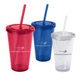 16 oz. Everyday Plastic Cup Tumbler