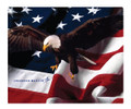 4th of July Patriotic Lockheed Martin Mouse Pad