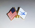 Lockheed Martin American Flag Lapel Pin