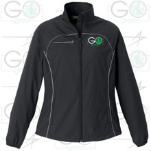 Go Green Ladies Recycled Polyester Jacket