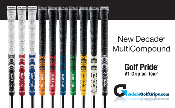 golf grips: