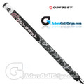 Odyssey Tank 17 Inch Long Pistol Counterbalance Putter Grip - Black / White / Grey / Camo