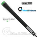 Boccieri Golf Secret Midsize Counterbalance Grips - Black / Green