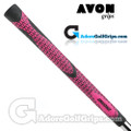 Avon Evolution EV1 Grips - Pink / Black
