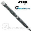 Avon Evolution EV1 Grips - Grey / Black