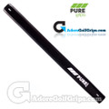 Pure Grips Classic Paddle Putter Grip - Black