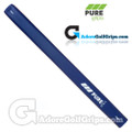 Pure Grips Classic Paddle Putter Grip - Blue