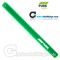Pure Grips Classic Paddle Putter Grip - Green