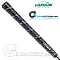 Lamkin Wrap-Tech Midsize Grips - Black / White