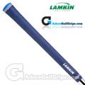 Lamkin UTx Cord Midsize Grips - Solid Blue