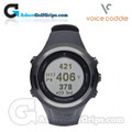 Voice Caddie T2 Hybrid GPS Watch & Tracker - Black