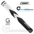 Garsen Golf G-Pro Max Jumbo Putter Grip - White / Black