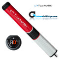 TourMARK RD5 Giant Putter Grip - Red / White / Black
