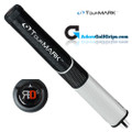 TourMARK RD5 Giant Putter Grip - Black / White