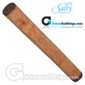 Salty Grips Non-Taper Jumbo Cork Putter Grip - Tan