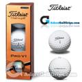 Titleist Pro V1 Golf Balls 2015 Version - 3 Ball Pack