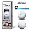 Titleist Pro V1x Golf Balls 2015 Version - 3 Ball Pack