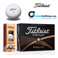 Titleist Pro V1 Golf Balls 2015 Version - 12 Ball Pack