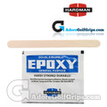 Hardman High Strength Shaft Bonding Adhesive Epoxy Sachet - 0.12oz (3.5g Approx)