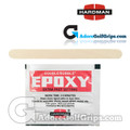 Hardman Quick Set Shaft Bonding Adhesive Epoxy Sachet - 0.12oz (3.5g Approx)