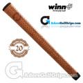 Winn Dri-Tac 20th Anniversary Midsize Grips - Copper