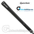 TaylorMade Universal Replacement Grips By Lamkin - Black / Silver