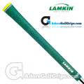 Lamkin UTx Cord Limited Edition Grips - Green / Yellow