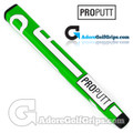 ProPutt Ergo Jumbo Pistol Light Putter Grip - Green / White