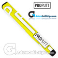 ProPutt Ergo Jumbo Pistol Light Putter Grip - Yellow / White