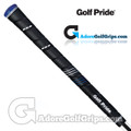 Golf Pride CP2 Wrap Undersize / Ladies Grips - Black / Blue