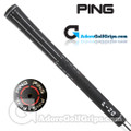 "Ping ID8 360 Undersize / Ladies (Red Code -1/32"") Grips - Black / Red"
