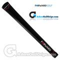 Forward Golf Club Grips - Black / Red