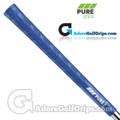 Pure Grips DTX Standard Grips - Blue